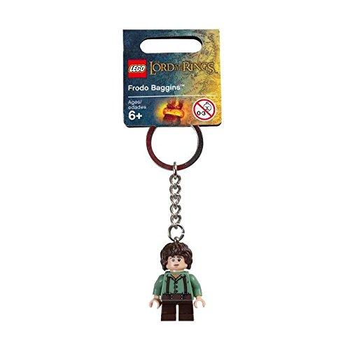 LEGO Il Signore Degli Anelli: Frodo Baggins Portachiavi