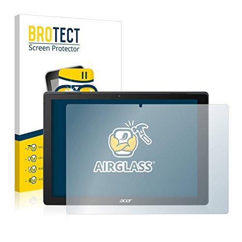 BROTECT Panzerglas Schutzfolie für Acer Switch 5 - Flexibles Airglass, 9H Härte