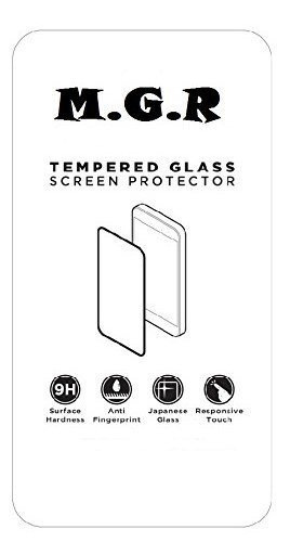 M.G.R 3D Touch Tempered Glass Screen Protector for Micromax Canvas 5 E481