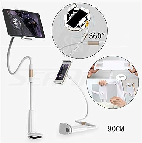 réglable col de cygne Lazy support/téléphone portable/iPad/Tablettes support, flexible avec