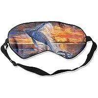 Animals Sea Whales Ocean Sleep Eyes Masks - Comfortable Sleeping Mask Eye Cover For Travelling Night Noon Nap... preisvergleich bei billige-tabletten.eu