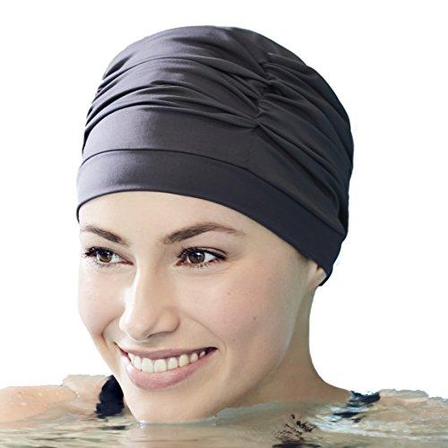 Badekappe für Frauen mit einer Chemotherapie