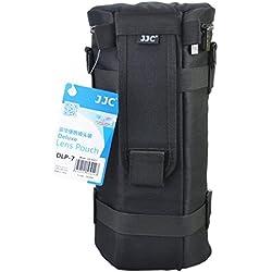 JJC DLP-7 imperméable pour intérieur Deluxe Étui pour objectif-Dimensions: 130 x 310 mm