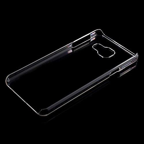 [A4E] Handyhülle passend für Apple iPhone 4, extra dünne Hartschale, optimaler Schutz ohne Veränderung des Designs (transparent, klar, durchsichtig, unsichtbar) transparent