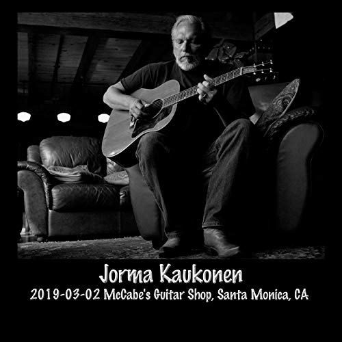 2019-03-02 Mccabe's Guitar Shop, Santa Monica, CA (Live)