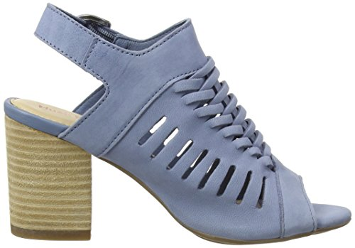 Hush Puppies Sidra Malia, Tacchi Open-Toe Donna Blu (Powder Blue)