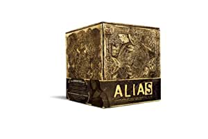 Alias - Complete Collection, Staffel 1-5 (Limited Edition, 29 DVDs)