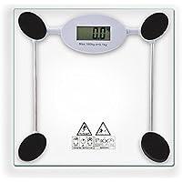 Sunydeal Báscula de Baño Digital de Alta Medición Precisa 180KG/400lb con Gran Plataforma y