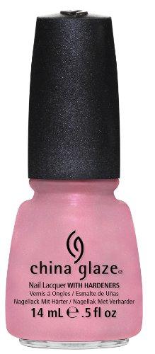 CHINA GLAZE Nail Lacquer - Avant Garden Collection - Pink-le Promise (China Garden Collection)