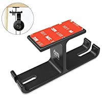 Under Desk Headphone Holder 3M Hook