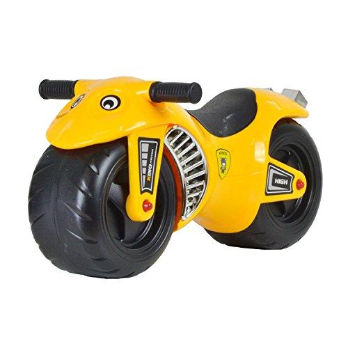 Ride On Motorbike 12-30 months - Yellow