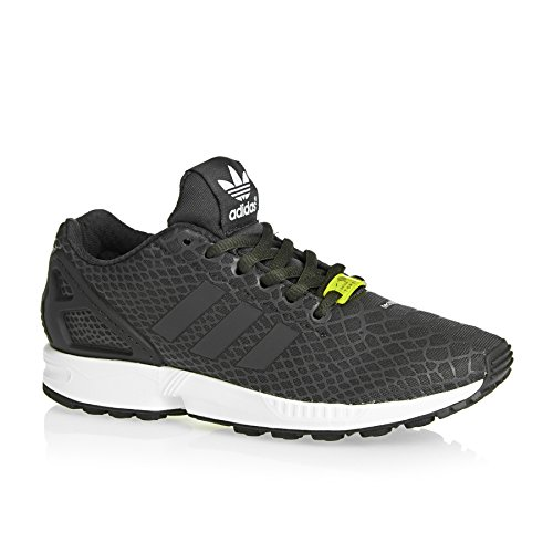 adidas Zx Flux Techfit, Baskets Basses homme Gris