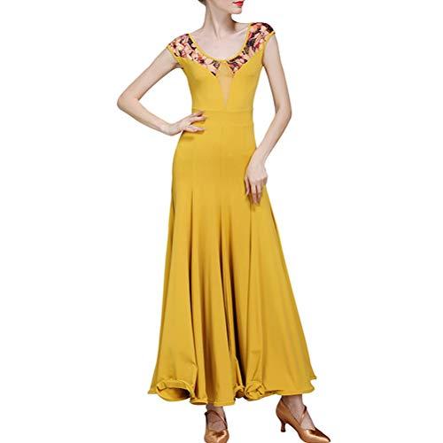 TAAMBAB Moderner Tanz Standard Ballsaal Kleider Frau - -