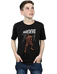 Marvel niños Daredevil Pose Camiseta