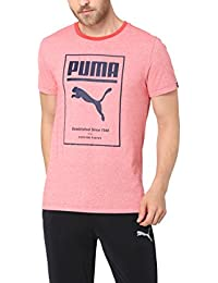 3ad50e42 PUMA Men's T-Shirts Online: Buy PUMA Men's T-Shirts at Best Prices ...