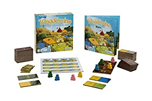 Coiledspring Games Kingdomino Game