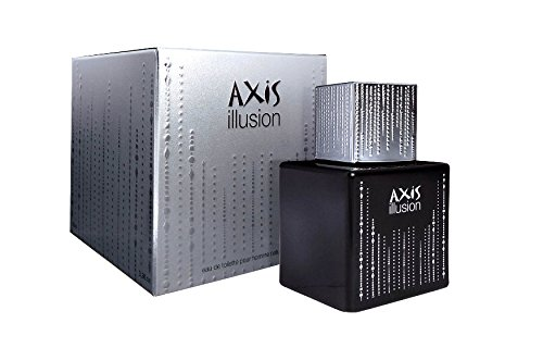 Axis Illusion for Men by Axis, Eau De Toilette Spray 3.3 Oz by Vetrarian