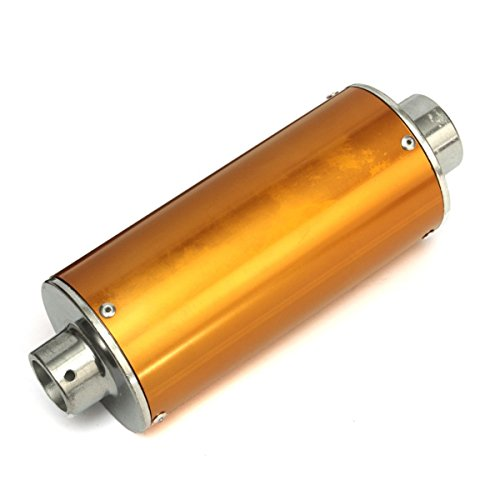 DADEQISH 38mm escape silenciador silenciador tubo 50cc 110cc 125cc motocicleta Scooter Accesorios para herramientas de motos