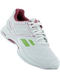 Babolat - Pulsion Allcourt Chaussures de tennis Femmes (blanc/rose) - EU 40 - UK 6,5