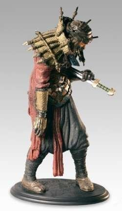 Haradhrim Soldier from Lord Of The Rings by Sideshow Collectibles 1