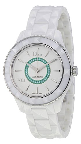 limited-edition-christian-dior-viii-white-ceramic-womens-watch-paraiba-tourmalines-cd1245eec001