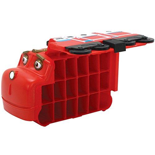 Imagen 2 de Chuggington Die Cast LC54301 - 3D Wilson maletín con ruedas con capacidad para 17 vehículos