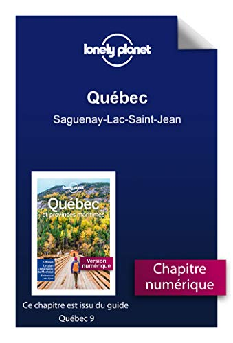 Québec Saguenay Lac