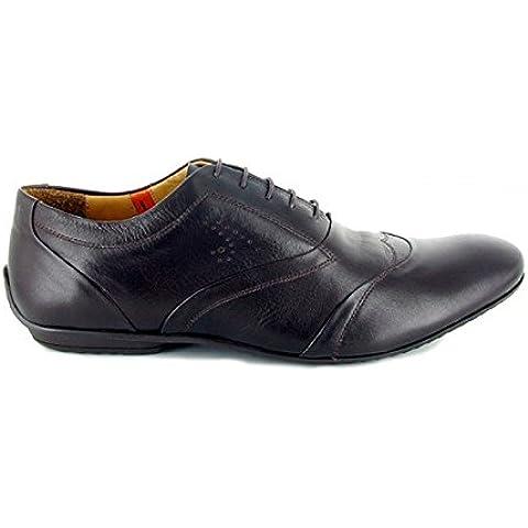 Peter Blade - Zapatos Hombre Cuero AIDA Marron