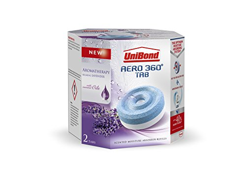 unibond-aero-360-moisture-absorber-relaxing-lavender-refill-tabs-pack-of-2