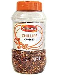 Schwartz - Chillies - Crushed - 260g
