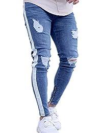 Suchergebnis auf Amazon.de für  jeans mit gummizug knöchel - Blau ... f62097f41c