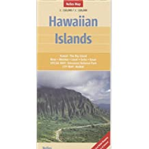 Hawaii: Hawaiian Islands Nelles Map