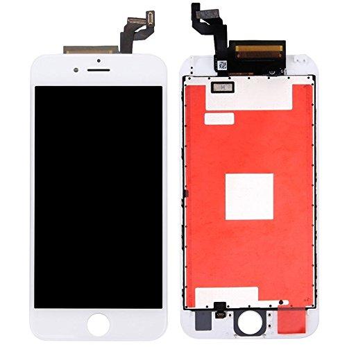 Image of Display LCD Komplett Einheit Touch Panel für Apple iPhone 6S Plus 5.5 Zoll Weiß Ersatz Glas + Opening Tool Werkzeug