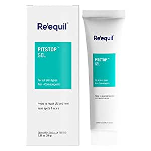 RE' EQUIL PitstopTM Gel for Acne Scars Removal and Acne Pits Removal - 25g