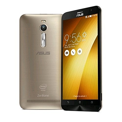 Asus Zenfone 2 ZE551ML (Gold, 32GB) (Certified Refurbished)