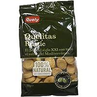 Quely, Crackers salado de agua (Quelitas rustic) - 7 de 350 gr. (Total 2450 gr.)