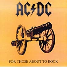For Those About to Rock, We Salute You By AC/DC (1998-01-26)