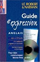 Guide d'expression anglaise