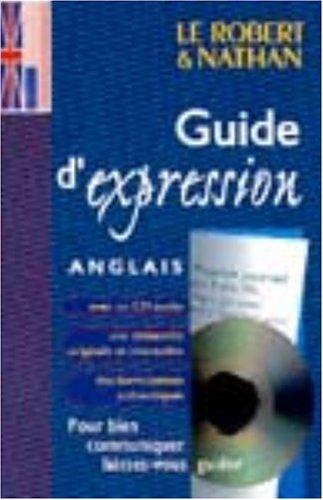 Guide d'expression anglaise par Marcelin