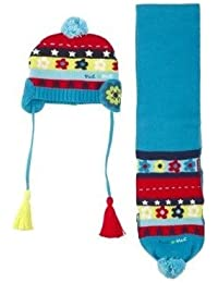 Tuc Tuc set tricot niña nigth flores