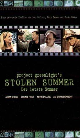 Stolen Summer - Der letzte Sommer [VHS]