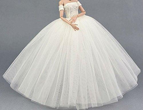 Chelsea-zubehör-set (Hohe Qualität Handgemachte Hochzeit Kleid für 11.5