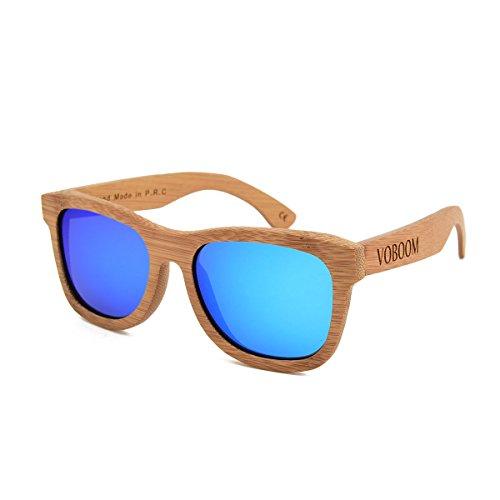 Bambus solbriller