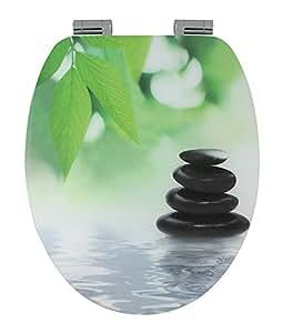 eisl wc sitz oase high gloss dekor mit absenkautomatik motiv edoase01 baumarkt. Black Bedroom Furniture Sets. Home Design Ideas