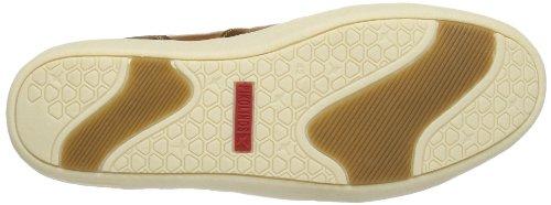 Pikolinos  BELFAST 09P-1, chaussures basses à lacets homme Marron - Braun (BRANDY-E)