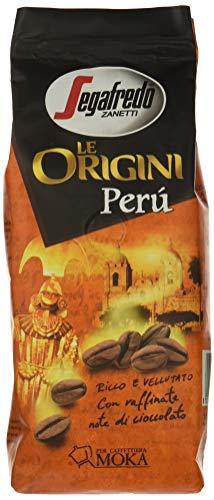 Caffè macinato Le Origini Peru - 12 pezzi da 250 g [3 kg]