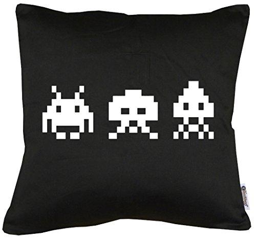 TLM Astro Invaders Kissen mit Füllung (Für Super Kostüme Halloween Mario Hunde)