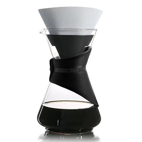 Finum BLOOM & FLOW Kaffeebereiter für Handbrüh Kaffee - Kaffeezubereiter für Filterkaffee -...