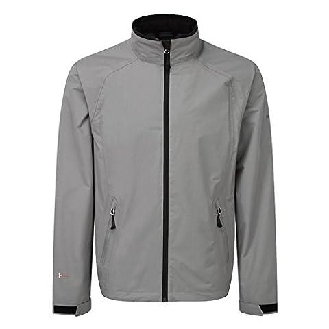 2017 Henri Lloyd Breeze Inshore Jacket Titanium Y00360