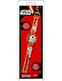 Kids licensing – swe7050 – Star War VII – Reloj digitale deporte – rojo